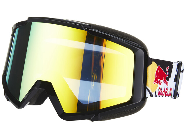 Kini Red Bull Revolution - Masque - noir